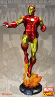 Classic Iron Man Life Size Statue Marvel Disney Limited Edition - LM Treasures