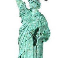 Statue of Liberty Memorial Prop Decor Resin Statue - LM Treasures Life Size Statues & Prop Rental