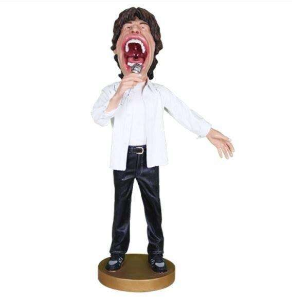 Celebrity R Stones M. Jagged Display Prop Decor Resin Statue - LM Treasures Life Size Statues & Prop Rental