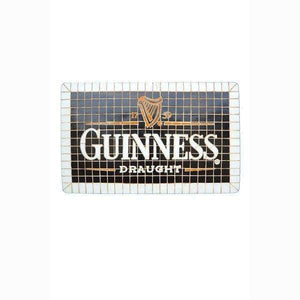 Sign Guinness Draught Looks Like Mosaic  Wall Plaque Decor - LM Treasures Life Size Statues & Prop Rental