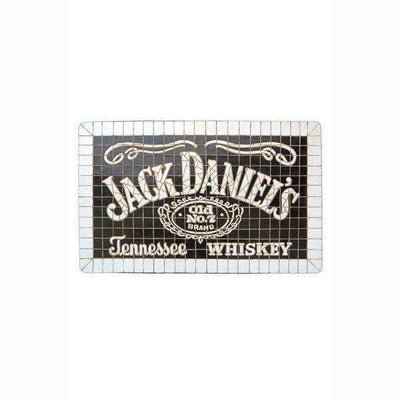 Sign Jack Daniels Whiskey Looks Like Mosaic Wall Plaque Decor- LM Treasures