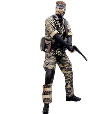 Metal Gear Solid 3 Snake Eater Rare Life Size Statue- LM Treasures