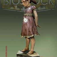 Bioshock Rare Big Daddy & Little Sister Set of 2 Life Size Statue- LM Treasures