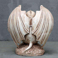 Mythical Gargoyle Standing Halloween Life Size Prop Decor Statue