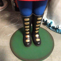 Toy Soldier 7ft  Life Size Resin Christmas Statue - LM Treasures Life Size Statues & Prop Rental
