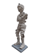 Comic Mummy Life Size Decor Prop Statue- LM Treasures