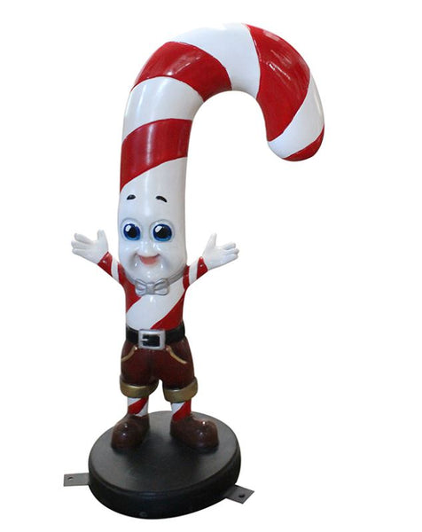 Candy Cane Son - LM Treasures Life Size Statues & Prop Rental