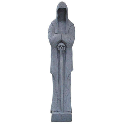Wraith Reaper Halloween Prop Life Size Resin Decor Statue- LM Treasures