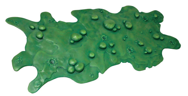 Puddle Green slime - LM Treasures Life Size Statues & Prop Rental