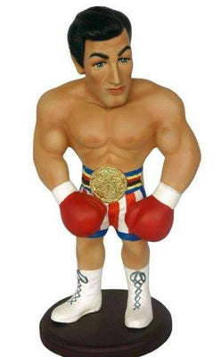 Boxer Rocky - LM Treasures Life Size Statues & Prop Rental