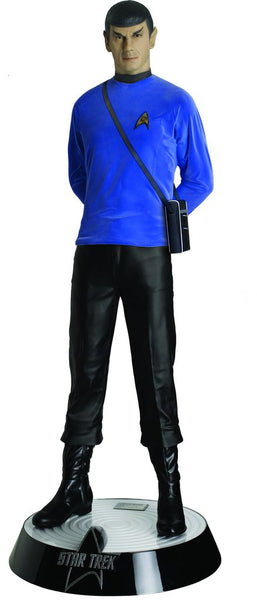 Star Trek Mr. Spock Life Size Statue Rare #1 out of 300 - LM Treasures Life Size Statues & Prop Rental