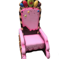 Candy Throne Life Size Statue - LM Treasures