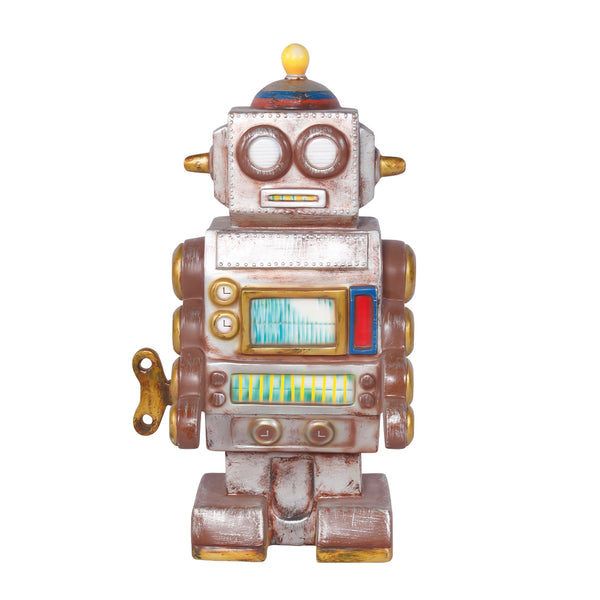 Toy Robot Over Sized Statue - LM Treasures