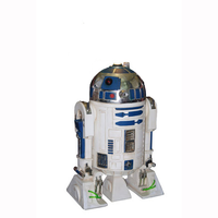 Light Up Robot Life Size Statue - LM Treasures