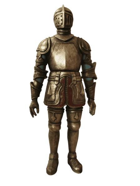Knight Life Size Statue - LM Treasures Life Size Statues & Prop Rental