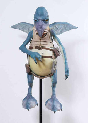 Star Wars  Watto Life Size Statue - Pre Owned- LM Treasures