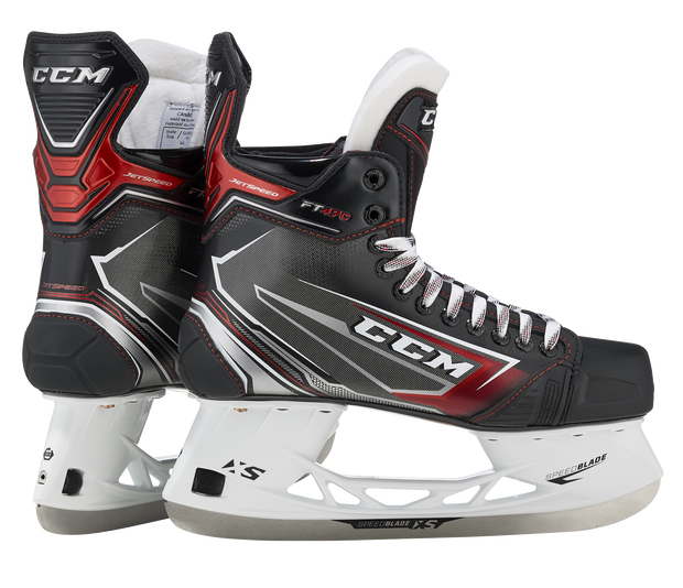 CCM Jetspeed FT470 Skates-Senior