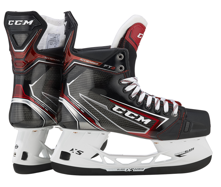 CCM Jetspeed FT2 Skates-Senior