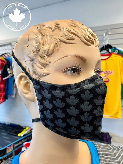 Dual Layered Sublimated Face Covers