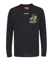 CCM Long Sleeve Tech Top-VRC Kings Logo