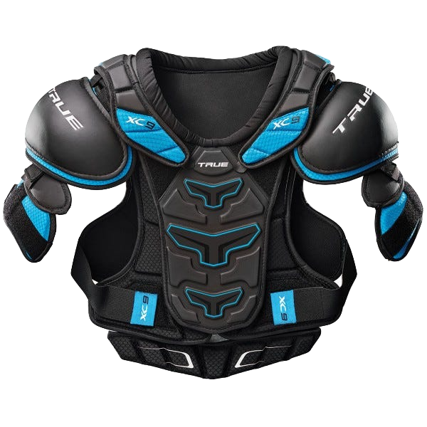 True XC9 Shoulders Pads-Senior
