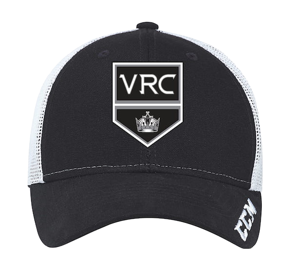 CCM SnapBack Trucker Hat-VRC Shield Logo
