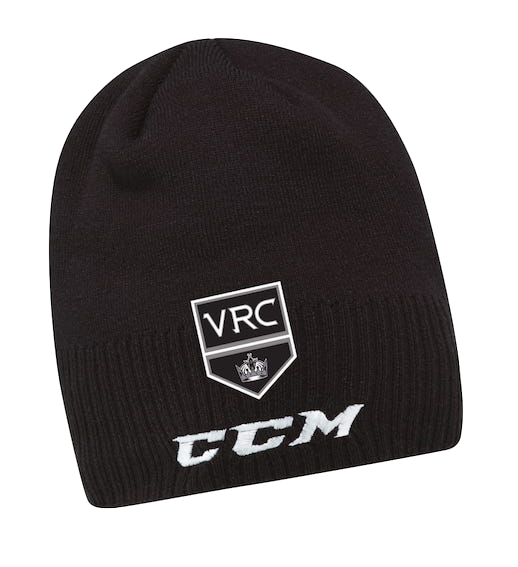CCM Knit Beanie-VRC Shield Logo