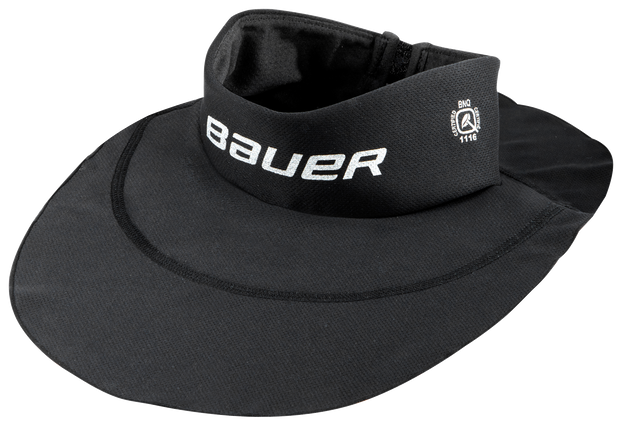 Bauer Premium Neck Guard-Bib