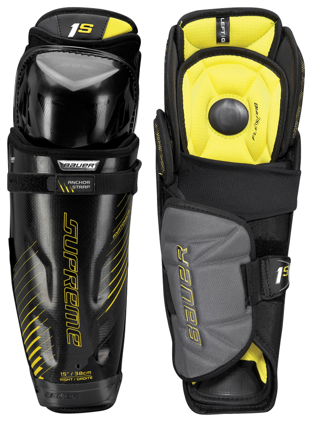 Bauer Supreme 1S Shin Pad-Junior