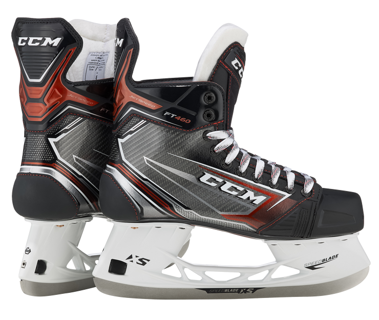 CCM Jetspeed FT460 Skates-Junior