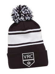 CCM Knit Fleece Pom Toque-VRC Shield Logo