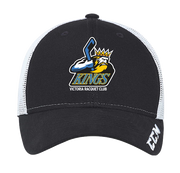 CCM SnapBack Trucker Hat-VRC Kings Logo