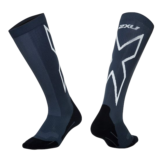 2XU Performance Compression Run Sock