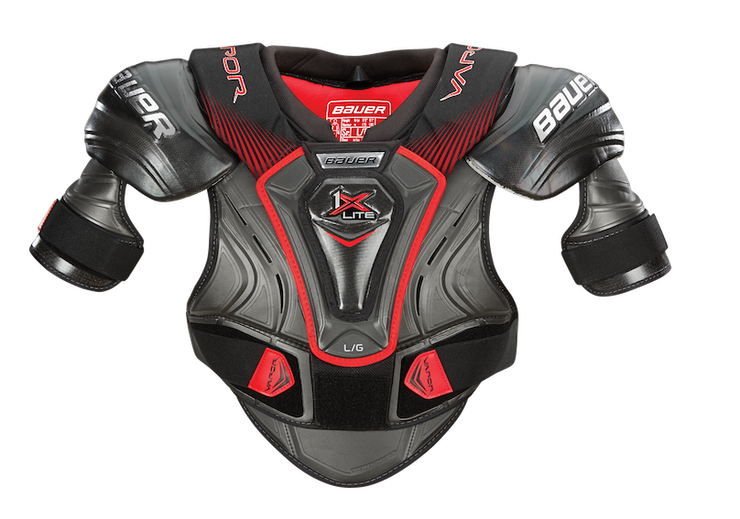 Bauer Vapor 1X Lite Shoulder Pad-Junior