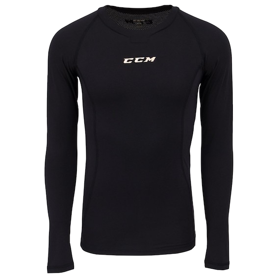 CCM Long Sleeve Compression Top
