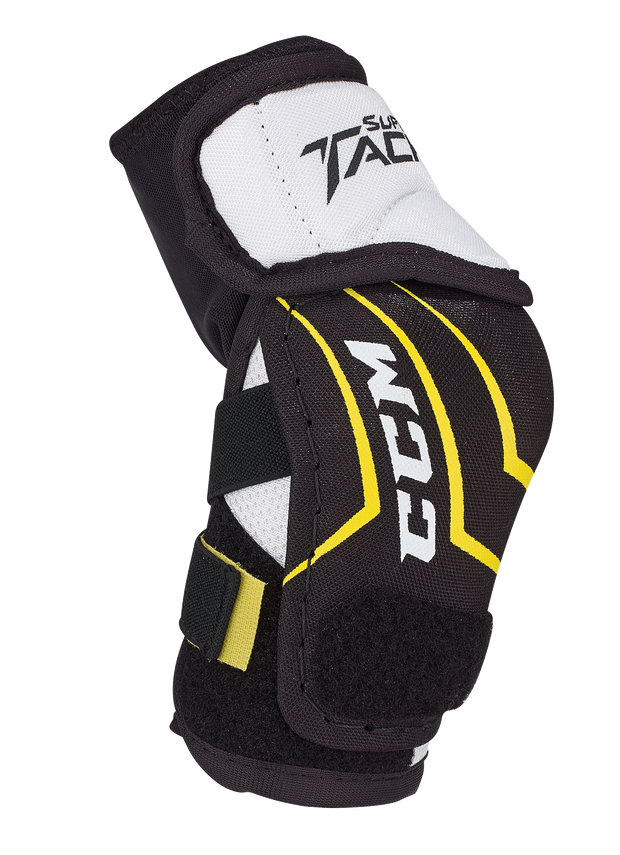 CCM Super Tacks Elbow Pads-Youth