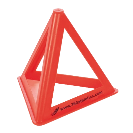 Triangular Cone 7""