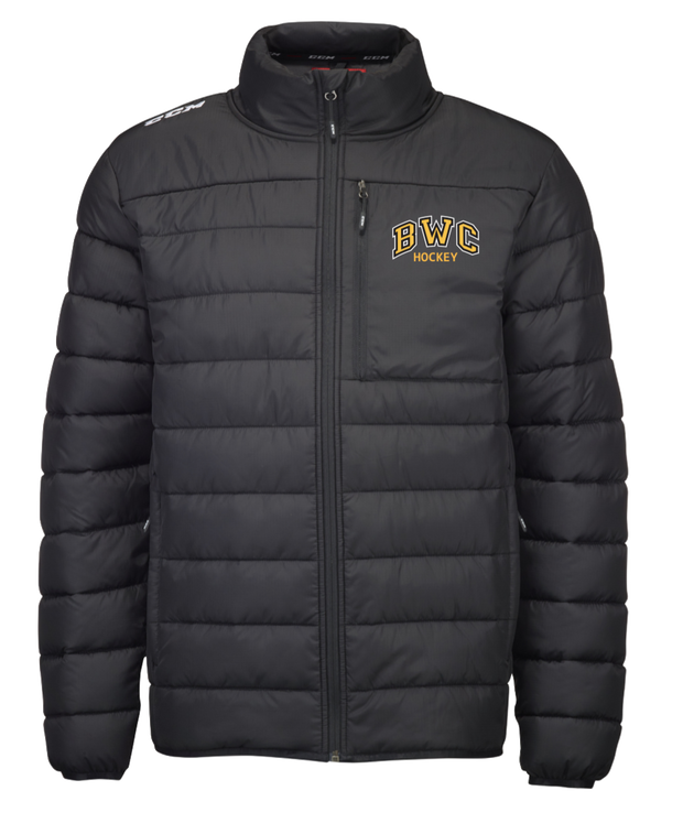 CCM BWC Quilted Winter Jacket