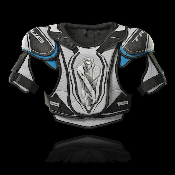 True AX5 Shoulder Pads-Senior