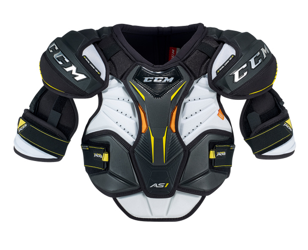 CCM Super Tacks AS1 Shoulder Pad-Junior