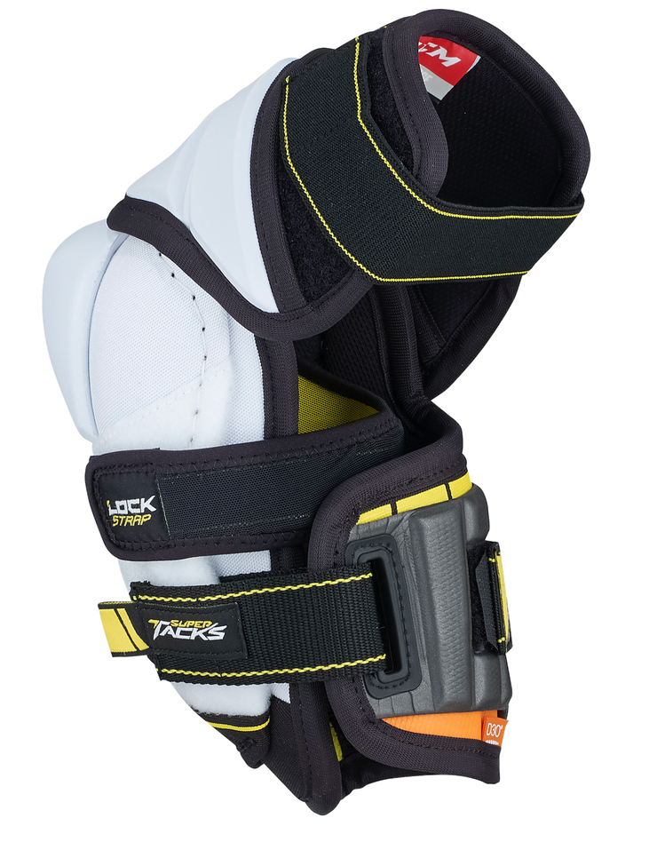 CCM Super Tacks AS1 Elbow Pads-Senior