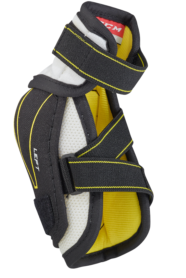 CCM Super Tacks AS1 Elbow Pads-Youth