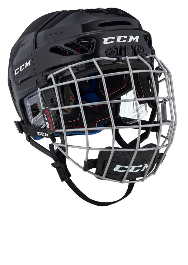 CCM FitLite 3DS Junior Helmet Combo