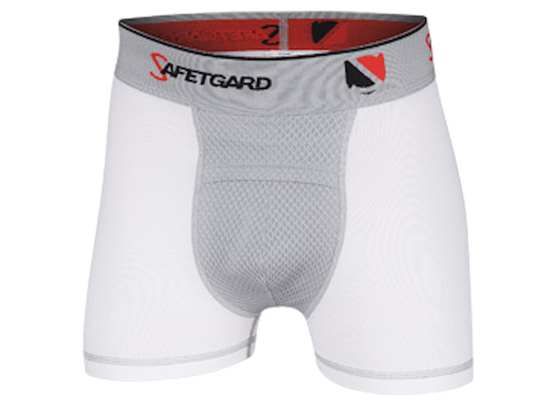 SAFETGARD Boxer Brief W/Cup
