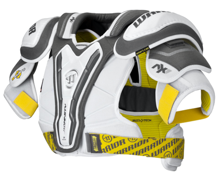 Warrior Dynasty AX1 Shoulder Pad-Junior