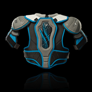 True AX7 Shoulder Pad-Senior