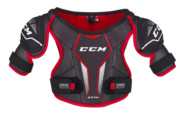CCM Jetspeed FT350 Shoulder Pad-Youth