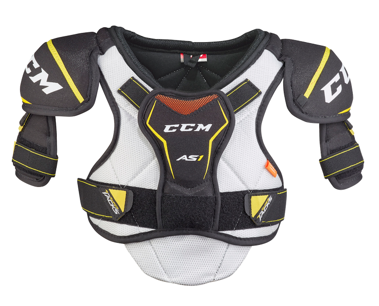 CCM Super Tack AS1 Shoulder Pads-Youth