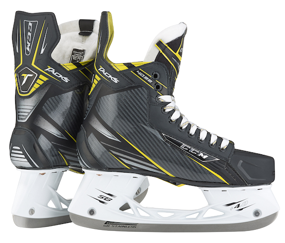 CCM Tack 4092 Skates-Junior