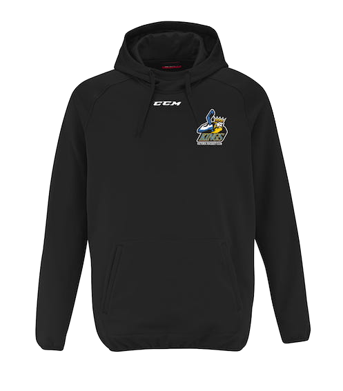 CCM Training Pullover Hoody-VRC Kings Logo
